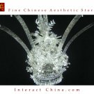 Silver Tiara Vintage Costume Tribal Jewelry 100% Handcrafted Jewellery Art #111G