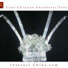 Silver Tiara Vintage Costume Tribal Jewelry 100% Handcrafted Jewellery Art #111