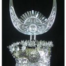 Silver Tiara Vintage Costume Tribal Jewelry 100% Handcrafted Jewellery Art #101SJ