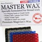Master Wax - Card Colors