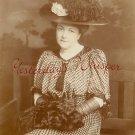 Blanche BATES Nobody's WIDOW c.1910 MATZENE PHOTO G929