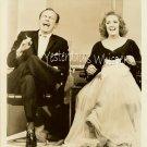 Rare 1962 NBC TV  Photo Smoking Bette Davis Jack Paar