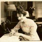 Madge Kennedy Dimples c.1921 Silent Era Movie Photo
