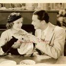 Myrna Loy Robert Young Vintage 1932 Pre-Code Era Photo