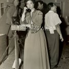 Ava GARDNER 1950s MGM Candid Set Estate PHOTO