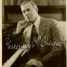 Ernest HUTCHESON Prodigy PIANIST RARE ORG PHOTO