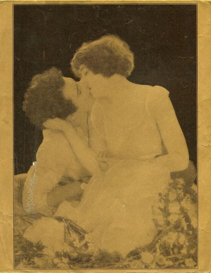 Norma Talmadge Gilbert Roland CAMILLE ORG. GOLD PHOTO