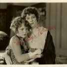 Pauline GARON Betty BLYTHE Speed ORG Silent PHOTO H734