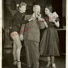 Bobby CLARK Cigar VAUDEVILLE Gwen VERDON Legs PHOTO H43