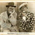 Vintage Blackface Comedians Hit Parade 1937 B&W Photo