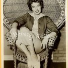 Jean WILLES Vintage TV Publicity Black and White Photo