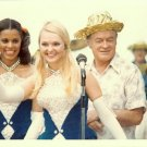 Bob Hope Vintage USO Original Color Photograph