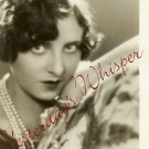 VINTAGE Beverly BAYNE 1928 DW Soft Focus GLAMOUR PHOTO
