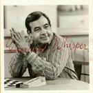 Tom BOSLEY Checkers HAPPY DAYS ORG Promo PHOTO i272