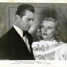 Kent TAYLOR Louise CURRIE Second Chance NOIR Photo E530