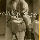 DeMille MISTRESS Julia FAYE Fur 1926 ORG Candid PHOTO