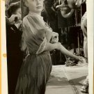 June ALLYSON Org RARE Set PHOTO Arnie Johnson C689