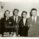 George NADER Brazil Officials ORG Candid Snapshot PHOTO