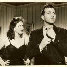 Richard Todd-Betsy Drake-INTENT TO KILL-ORIG B/W PHOTO