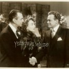 Joan Crawford Raymond Massey Possessed VINTAGE PHOTO