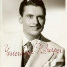 Wilbur EVANS Rosalinda Opera ORG Bruno HOLLYWOOD PHOTO