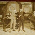 UNIDENTIFIED Broadway Actors 11x14 White NY PHOTO