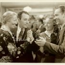 George RAFT William HOLDEN Flora ROBSON ORG PHOTO J88