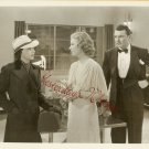 VINTAGE George BRENT Mona BARRIE Movie 8x10 PHOTO