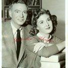 John BEAL Melinda MARKEY G.E Theater ORG NBC PHOTO F971