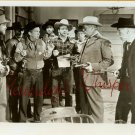 Dave O'BRIEN The SINGING COWGIRL ORG PHOTO LOT h986