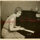 Cressy FERRA Jazz PIANIST SIGNED DeForrest SF PHOTO