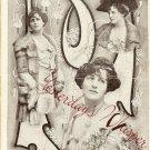 Shakespearean ACTRESS Evelyn Millard postcard P148