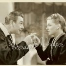 DELIGHTFUL Ann SHERIDAN George BRENT VINTAGE PHOTOGRAPH