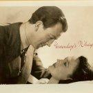 June DUPREZ John CLEMENTS Four FEATHERS ORIGINAL PHOTO