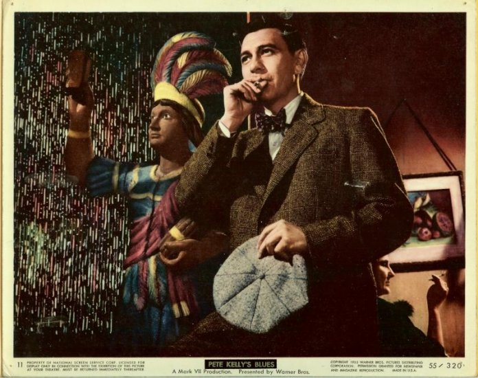 Vintage Jack Webb Pete Kelly's Blues Movie Photo