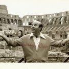 The Baseball World of Joe Garagiola Rome Italy TV Photo