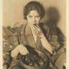 Original Viola Dana Chocolate Lover Publicity Photo