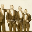 Unknown Broadway Actors ORG 11x14 White NY PHOTOGRAPH