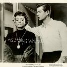 Maggie Smith George Nader Nowhere to Go ORG 1958 PHOTO