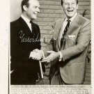 Ralph EDWARDS Art LINKLETTER This YOUR LIFE ORG PHOTO