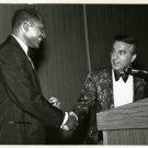 Danny THOMAS Mayor TOM BRADLEY Org Candid PHOTO E543