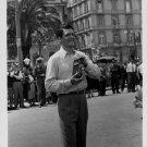 Carlos THOMPSON Suicide Vintage Movie CAMERA Photo E488
