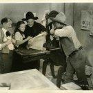 Harry CAREY Vintage WESTERN Org Movie Still PHOTO E995