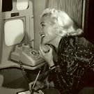 UNKNOWN Blond ROTARY Phone William BANKS Org PHOTO E685
