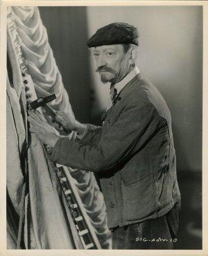 Albert Broquin GOLDEN SILENCE RKO Pathe Org PHOTO F65