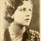 May McAVOY Org Silent Era Actress FAN PHOTO F914