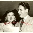 Claire TREVOR Engagement Clark ANDREWS ORG PHOTO F973