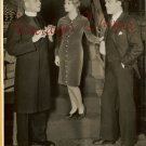 Edmund BREESE Irving MITCHELL c.1929 ORG PHOTO G471