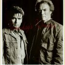Clint EASTWOOD Charlie SHEEN The ROOKIE Org PHOTO G385