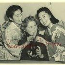 Young ASIAN Beauties Coca COLA ORG Press PHOTO G567